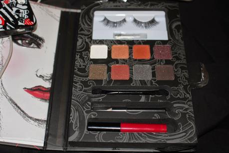 Halloween Ready with e.l.f.'s Vampire Beauty Book
