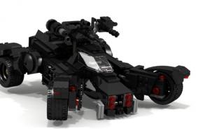 LEGO Batmobile 02