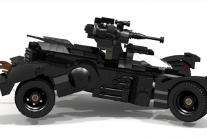 LEGO Batmobile 03