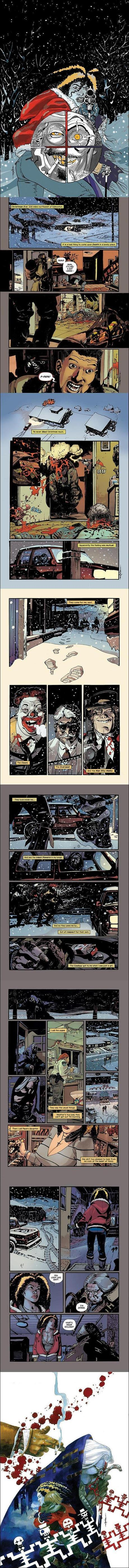 Grindhouse: Drive In, Bleed Out #1 Preview
