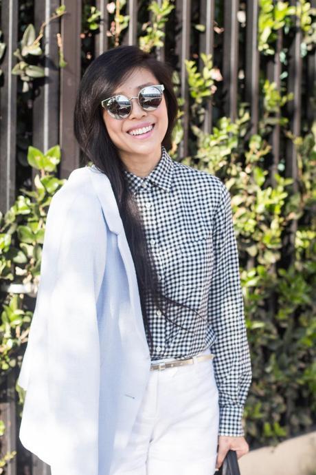 Jenny Wu style blogger