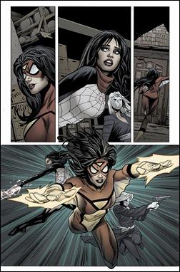 Spider-Woman #1 Preview 3