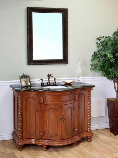 Whinfell Old World Bath Vanity