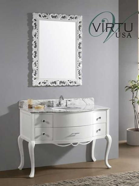 Charlotte Bow Front Vanity