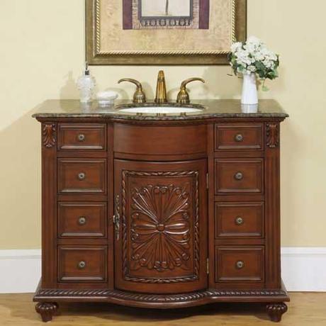 Terzi Antique Bathroom Vanity