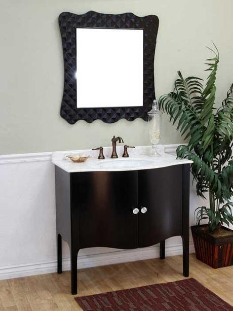 Thetford Vanity with Curved Front