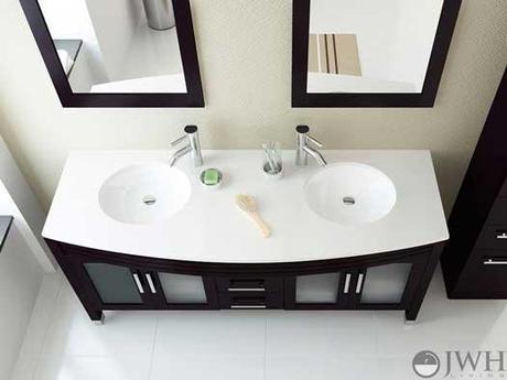 Grand Regent Modern Bathroom Cabinet