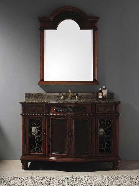 Langreo Antique Vanity