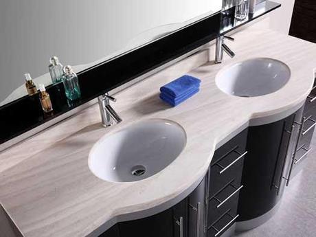 Jade Contemporary Bath Vanity