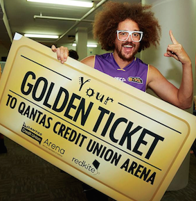 Your chance to WIN 2 Golden Tickets