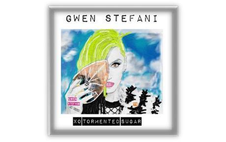 Gwen Stefani Framed Art Set