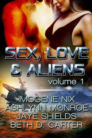 Sex, Love & Aliens Anthology
