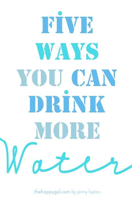 Five-Ways-you-can-drink-more-water
