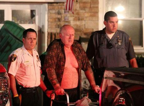 Robert J. Lintner, Victim of Domestic Stabbing, Indicted on Weapons Charges