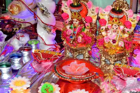 Ganesh Lakshmi Pujan