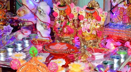 Diwali Pujan