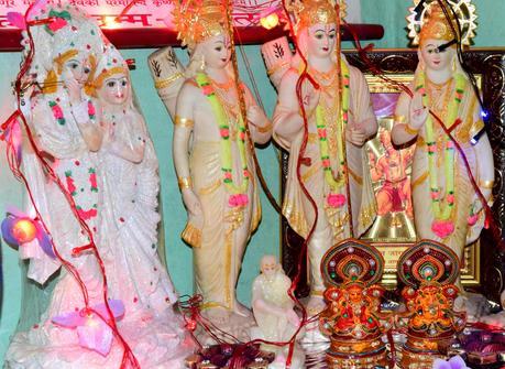 Ram Darbar Puja