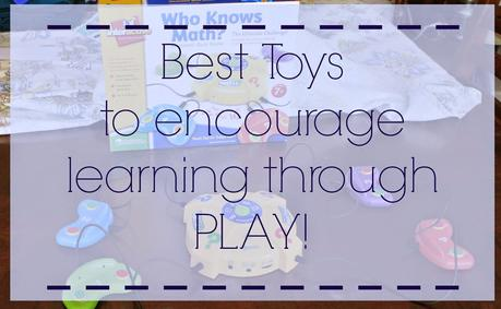 Best Toys to Encourage Learning Through Play #TargetToys #shop #cbias