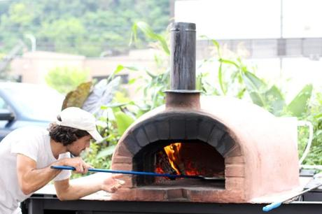 Pizza Boat Oven