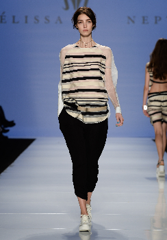black and white for spring 2015