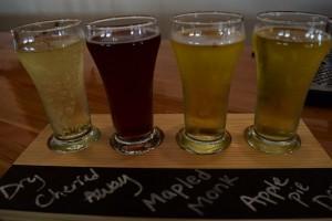 Cider Sampling