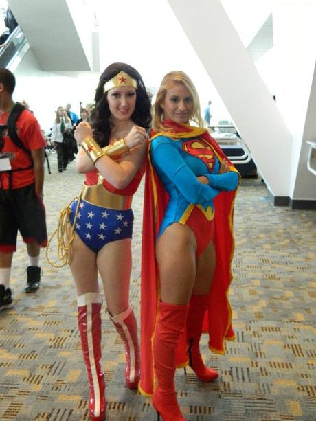 Comic Cons, Cosplay, and Sexual Harassment