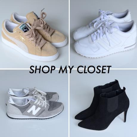 shop my closet shoes