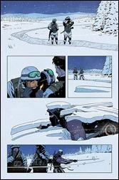 The Valiant #2 Preview 1