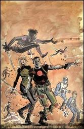 The Valiant #2 Cover - Lemire & Kindt Variant