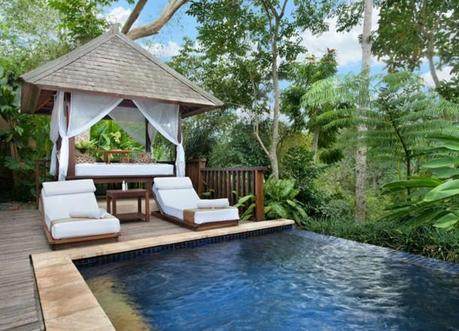 Komaneka Villa, Top 10 Ubud Resorts, Spas. Bali Hotels