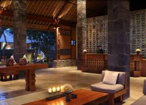 Reception Foyer, Top 10 Ubud Resorts, Spas. Bali Hotels