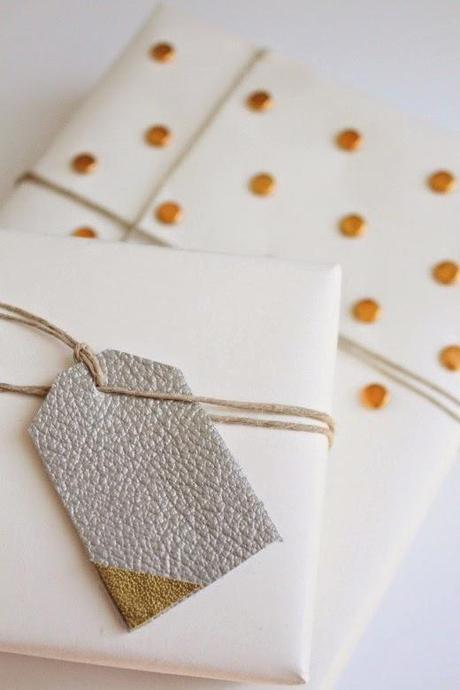 paper | diy gift wrap