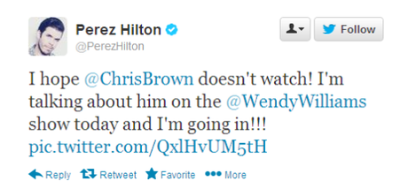 Chris Brown Claps Back