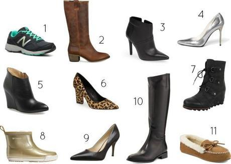 must have shoes fall winter