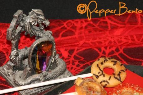 Pepper's Baked Halloween Mini Doughnut Pops S