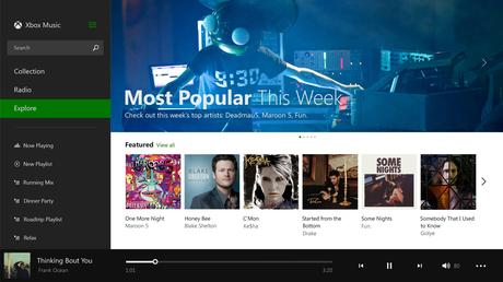 Xbox Music will no longer offer free streaming