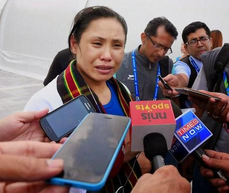 Do you feel the suspension of Boxer Sarita Devi is right ? .... No !!
