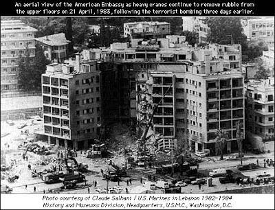 NEVER FORGET Beirut 1983: