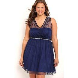 Deb, Junior Homecoming Dress, Plus Size
