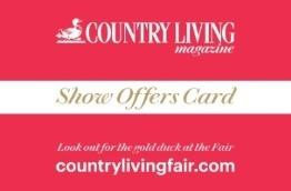 Country living fair Glasgow