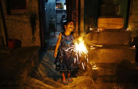 Parables and Pictures: Diwali, the Festival of Lights