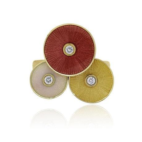 Faberge Ring