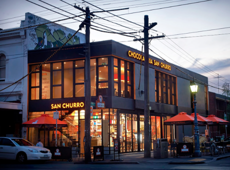 San Churro's Concept Store in Fitzroy Officially Launches