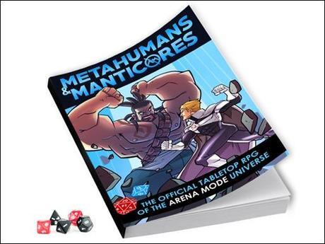 Metahumans & Manticores