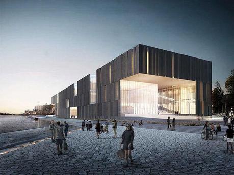 Guggenheim Museum Helsinki proposal
