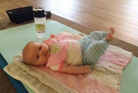 Working Out With A Newborn - 10 Tips & Tricks