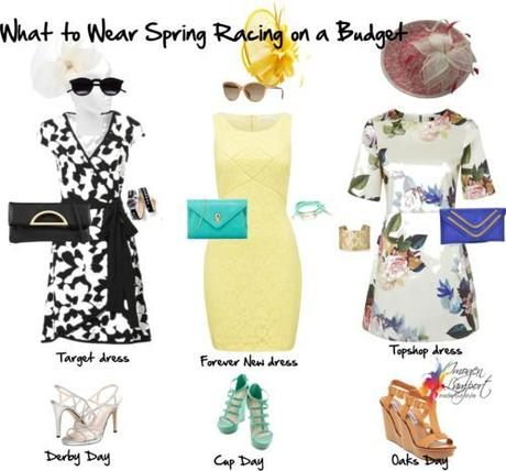 Spring racing on a budget