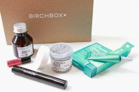 BirchBox for October 2014 - My Monthly Fix! :)