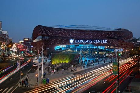 Barclays Center by SHoP Architects