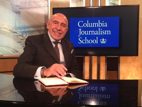 New role for me: Senior Adviser on News Design at Columbia's Graduate School of Journalism